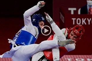 Lucas Guzman cayó ante Artamonov y no alcanzó el bronce en taekwondo