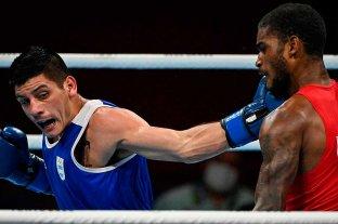 Boxeo: Braian Arregui perdió ante Johanson con un discutido fallo