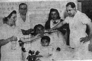 La historia de la liga de médicos santafesinos que ayudó en el terremoto de San Juan