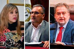 Lewandowski y Sacnun para el Senado, Mirabella a Diputados