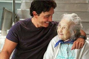 Falleció la abuela de Sol y Sebastián Estevanez