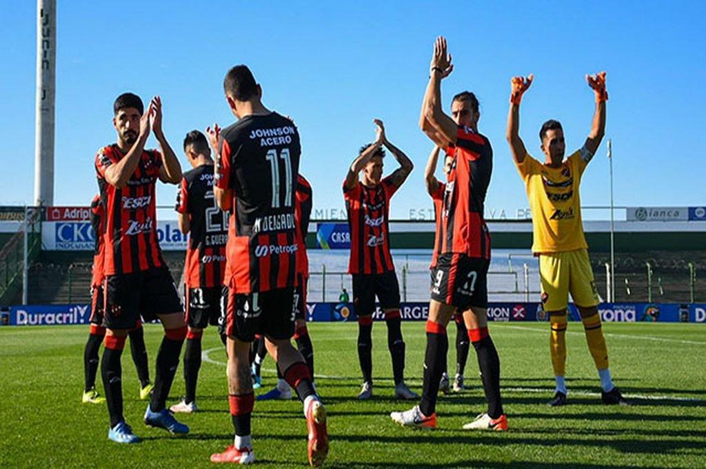 Patronato quiere seguir en levantada en su debut en Paraná.  Foto:Prensa Copa Argentina