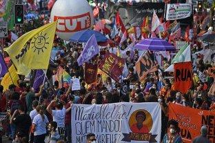 Miles de brasileños vuelven a las calles para pedir la salida de Bolsonaro