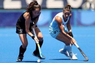 Las Leonas cayeron 3 a 0 ante Nueva Zelanda en el debut de los Juegos Olímpicos