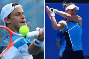 Schwartzman y Podoroska, los únicos sobrevivientes del tenis