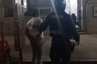 Detenido tras robar en una panadería en pleno centro santafesino -