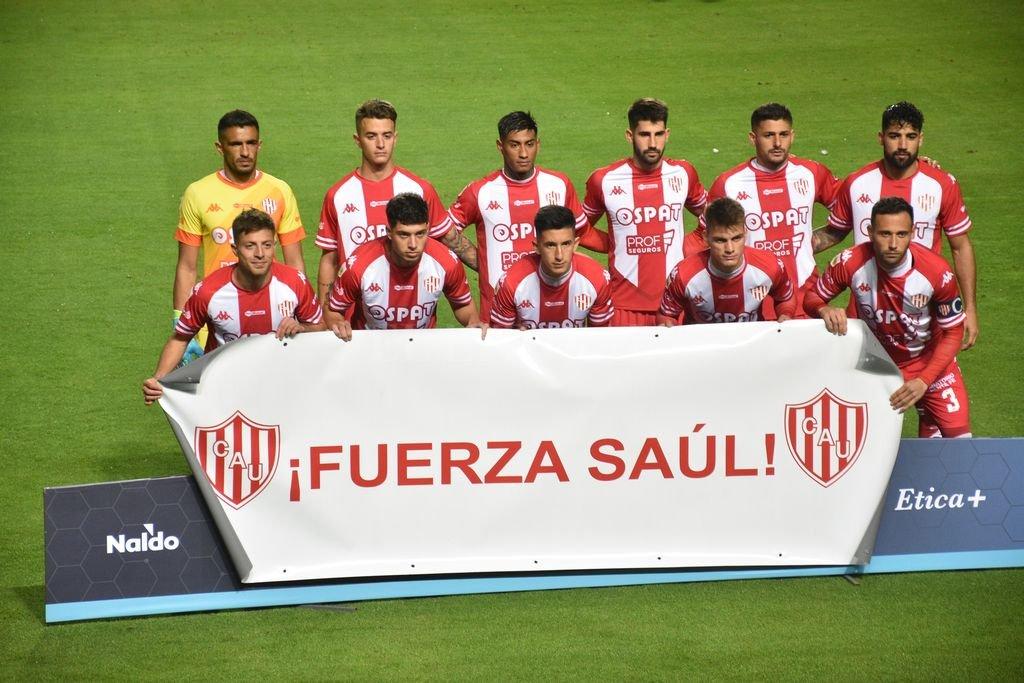 González por Nardoni. Del equipo que debutó en el 15 de Abril frente a Boca (fue 1 a 1), el Tate del