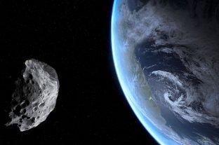 Un asteroide pasará cerca de la Tierra este domingo