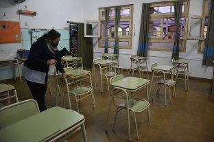 Este lunes vuelven las clases presenciales en todos los niveles en la provincia de Santa Fe -