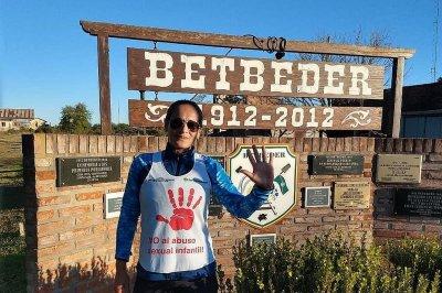 Corrieron cerca de 5.000 kilómetros  para luchar contra los abusos sexuales