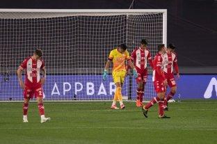Unión perdió 4 a 0 ante River -