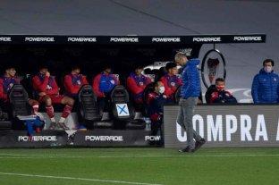 """""""Vasco"""" Azconzábal: """"Hoy sufrimos ante uno de los mejores equipos de la Argentina"""""""