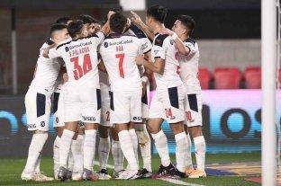 Con gol de Insaurralde, Independiente venció a Estudiantes en La Plata