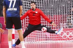 Handball: Los Gladiadores no pudieron con Alemania y cayeron por 32 a 25