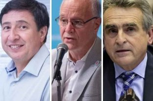 De ministros a candidatos:  Rossi, Arroyo y más