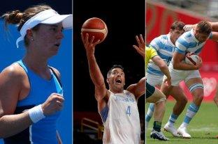 Juegos Olímpicos: lo que pasó en la jornada 3