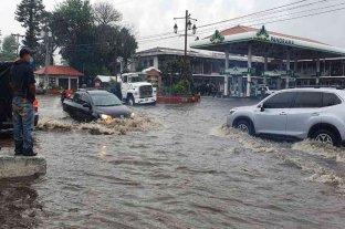 Al menos ocho muertos y más de 600.000 damnificados por las fuertes lluvias en Guatemala