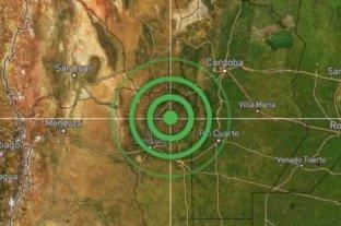 Un fuerte sismo se sintió en el noreste de San Luis