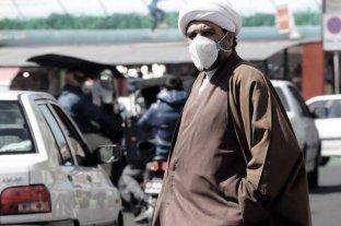 Irán vuelve a batir récord de casos de coronavirus