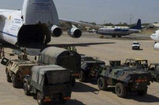 Parten a Cuba dos aviones rusos con unas 90 toneladas de ayuda humanitaria