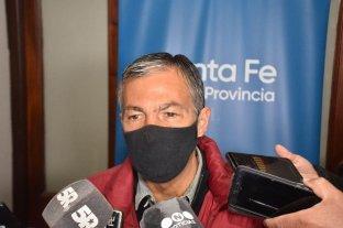 """""""La de Perotti es una lista armada en Santa Fe"""", dijo Pusineri"""