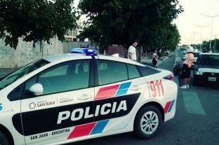 San Juan: detuvieron a una policía  por causar disturbios en estado de ebriedad