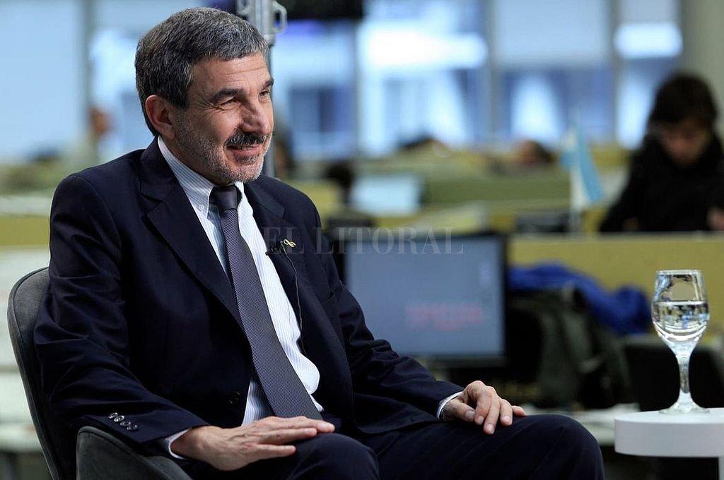 El ministro de Ciencia y Tecnología de la Nación,  Roberto Salvarezza, estará en esta capital. Crédito: Archivo El Litoral