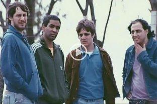 Video: Rodrigo de la Serna recordó el éxito de Okupas -  -