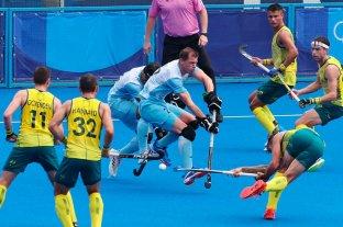 Los Leones sufrieron una dura derrota ante Australia