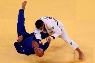 Judo: Emmanuel Lucenti se despidió rápidamente de Tokio 2020