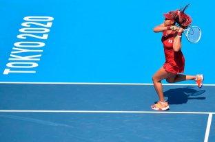 Sorpresa en Tokio: Naomi Osaka perdió y quedó eliminada