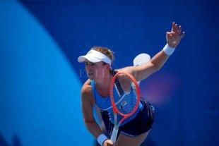 La rosarina Podoroska perdió ante Badosa y quedó eliminada en singles de los Juegos Olímpicos