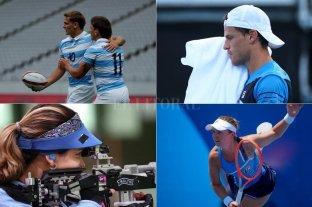 Juegos Olímpicos: lo que pasó en la jornada 4