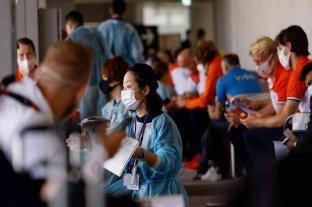 En medio de Juegos Olímpicos, Tokio registra récord de nuevos contagios de Covid-19