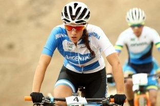 La argentina Gómez Villafañe termina 23ra. en una carrera de montaña con podio suizo