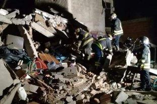 Se derrumbó una casa en Buenos Aires y murieron dos mujeres