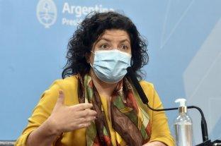 """Vizzotti habló de Chano y pidió capacitar a la policía para """"minimizar acciones violentas"""" con pacientes psiquiátricos"""
