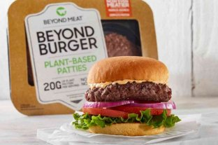 """""""Carne"""" vegetal: estudio científico advierte que no reemplaza a la carne verdadera"""