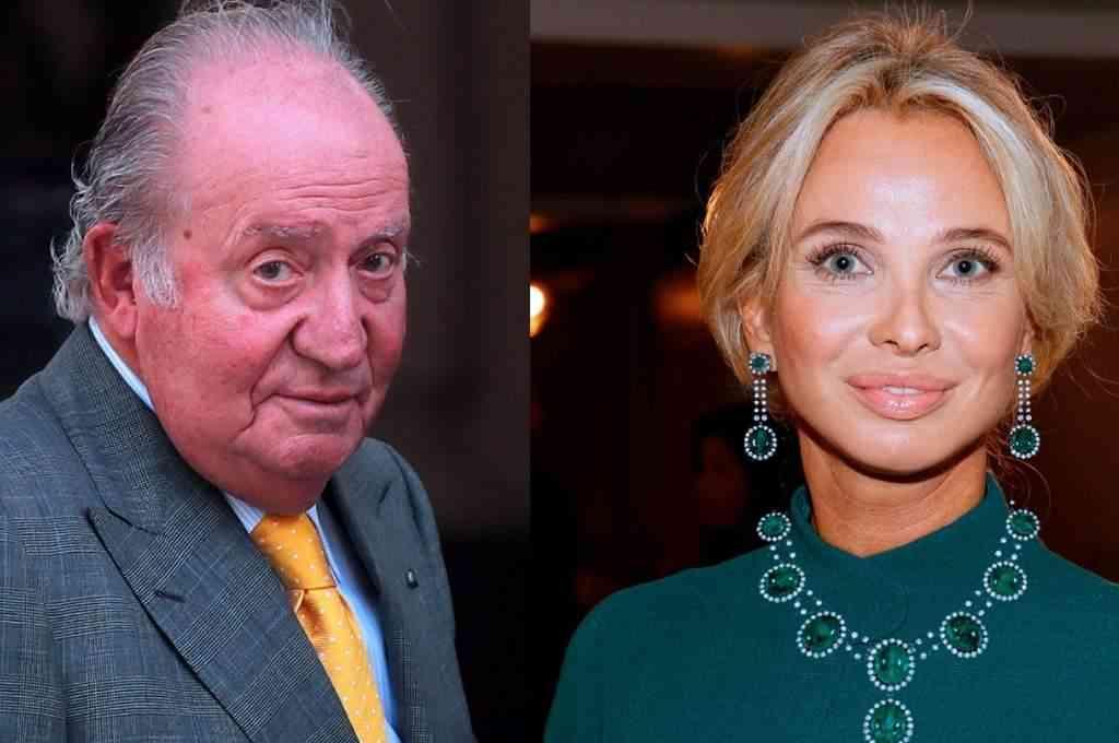 Corinna Larsen acusó al monarca y al servicio secreto español por