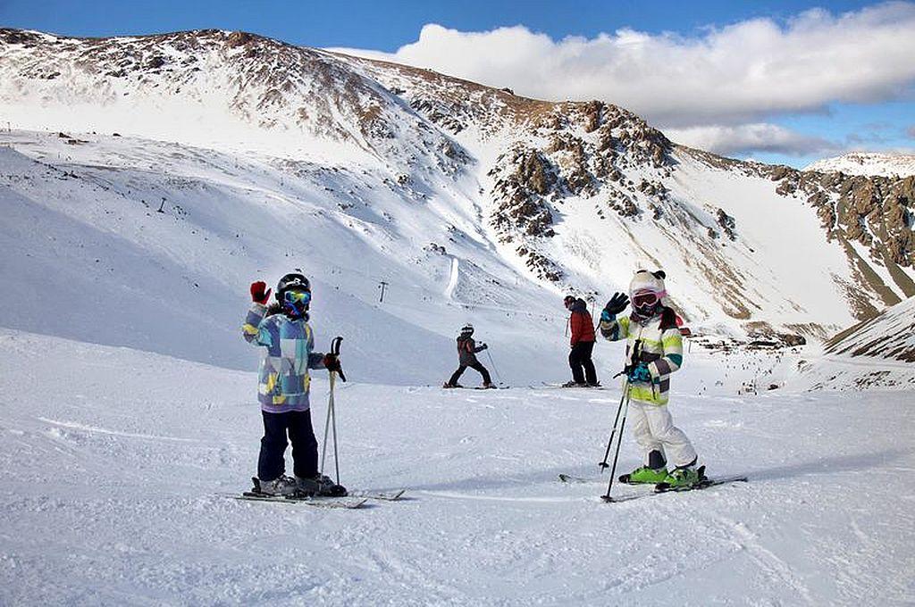 El centro de esquí La Hoya Crédito: Captura de pantalla