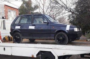 Paraná: hallaron el auto buscado en la causa Gonzalo Calleja
