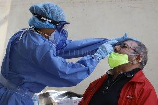 Se detectó en La Rioja el primer caso de la variante Andina de coronavirus