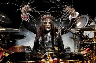 Murió Joey Jordison, exbaterista de Slipknot