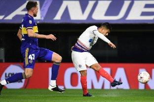 San Lorenzo se quedó con el triunfo ante los juveniles de Boca