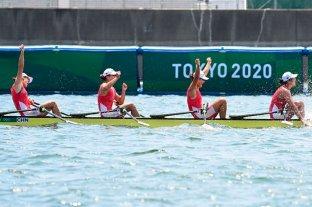 El remo tiene nuevo récord Olímpico