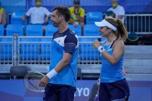 Perdieron Zeballos y Podoroska y ya no quedan argentinos en el tenis olímpico