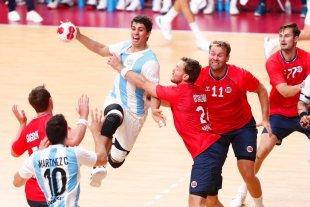 Handball: Argentina perdió ante Noruega y sumó su tercera caída