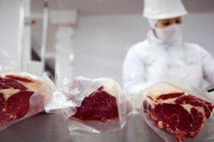 Exportaciones de carne vacuna cayeron 45 por ciento en junio