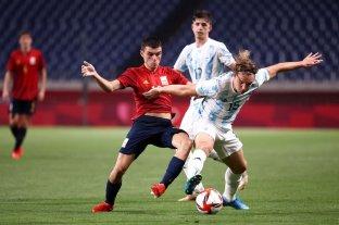Argentina empató ante España y quedó afuera de los Juegos Olímpicos