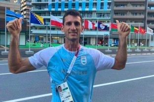 Chiaraviglio quedó afuera de Tokio 2020 por Covid positivo -